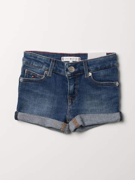Pantaloncino di jeans Tommy Hilfiger