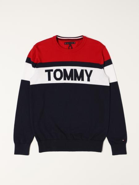 Pull enfant Tommy Hilfiger