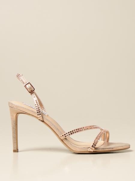 Jonze Steve Madden sandals with rhinestones