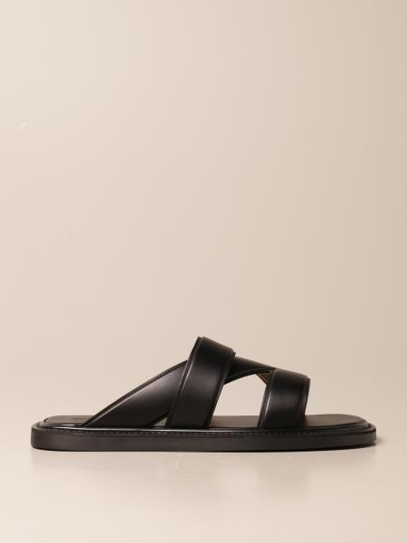 Sandalo Bottega Veneta in pelle