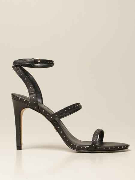 Kurt Geiger London: Sandali Kurt Geiger London in pelle con micro borchie