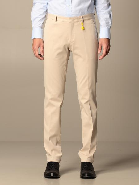 Pantalone Manuel Ritz in misto cotone