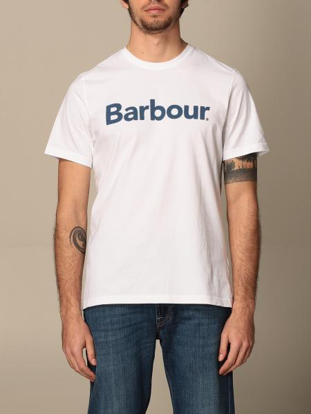 Barbour men: T-shirt men Barbour