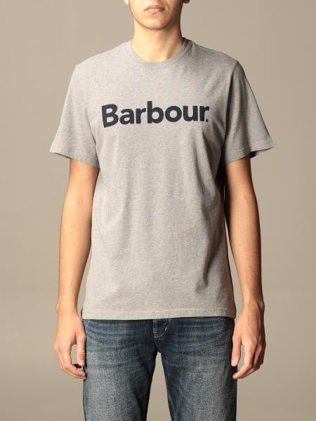 Barbour homme: T-shirt homme Barbour