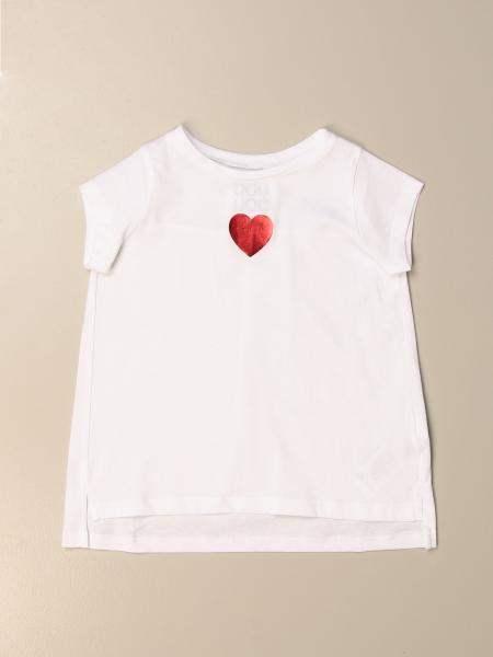 Douuod: Douuod T-shirt in cotton with heart