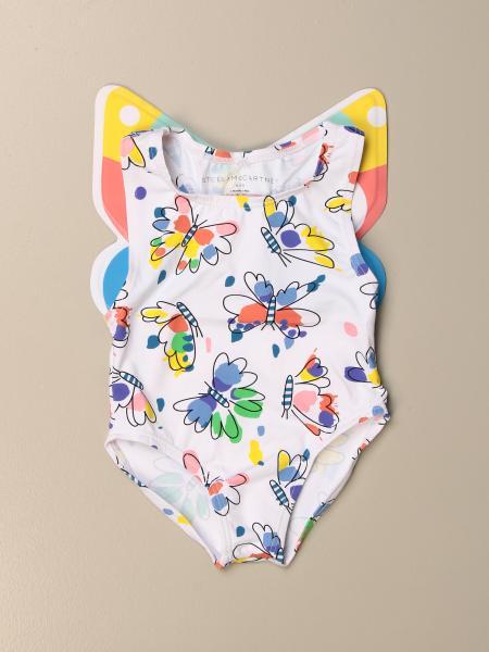 Stella McCartney butterfly print one-piece swimsuit