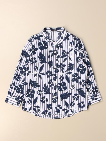 Il Gufo: Shirt kids Il Gufo