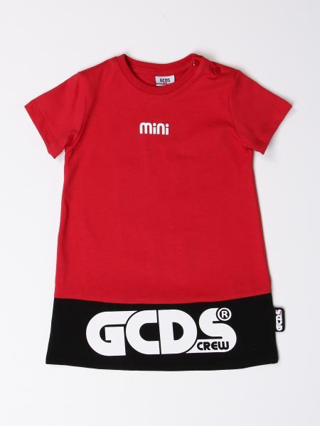Gcds t-shirt dress with big logo