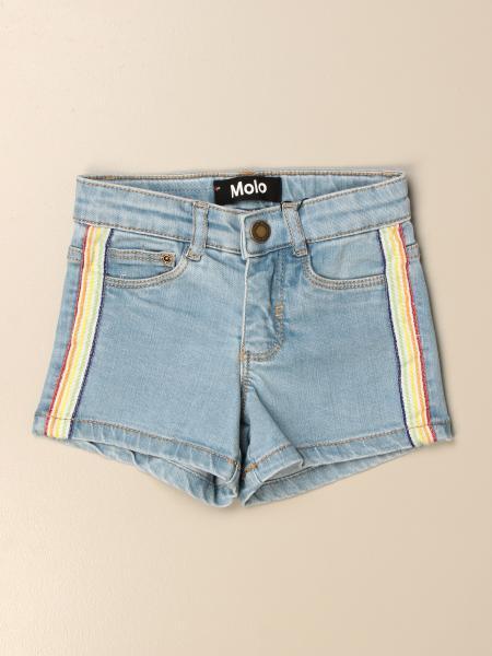 Pantalons courts enfant Molo