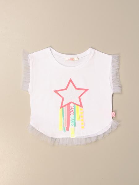 Camisetas niños Billieblush