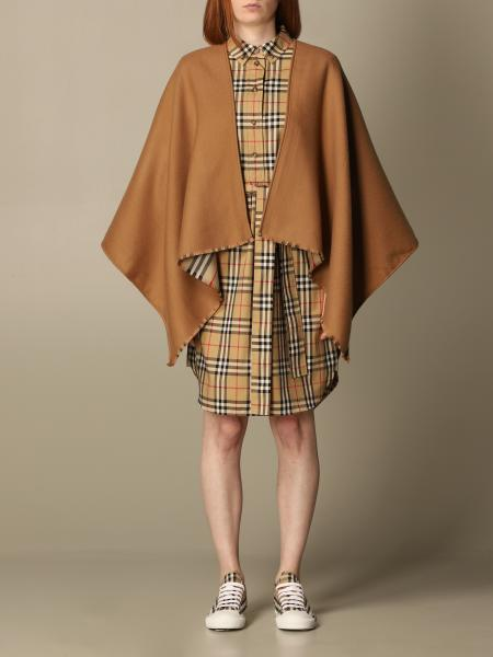 Cloak women Burberry