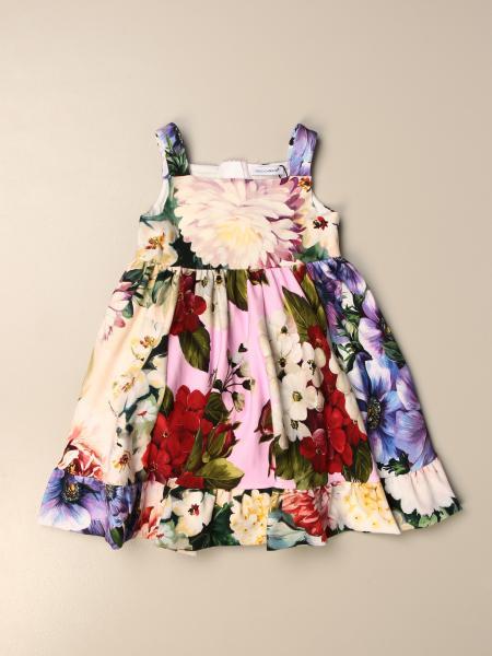 Abito Dolce & Gabbana a fantasia floreale