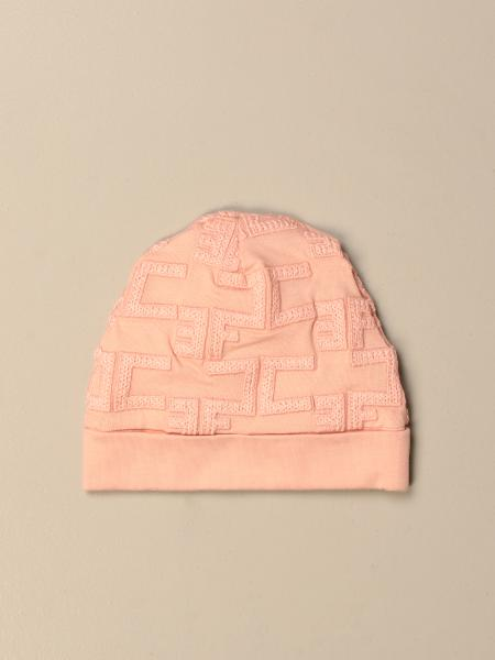 Elisabetta Franchi hat with all over logo