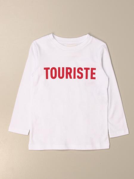 Touriste: T-shirt kinder Touriste