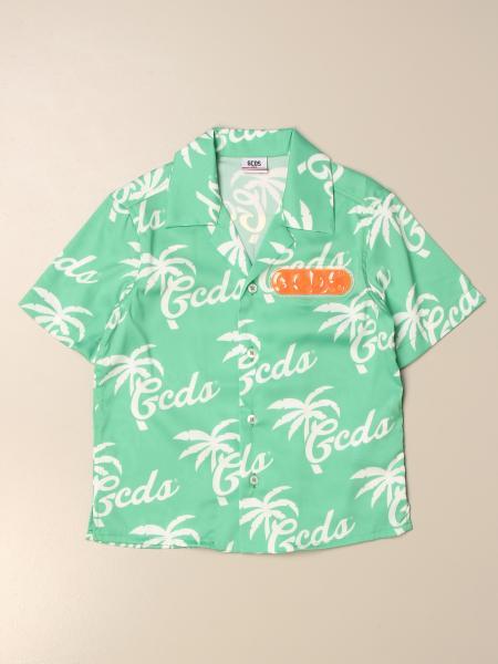 Camicia Gcds stampata