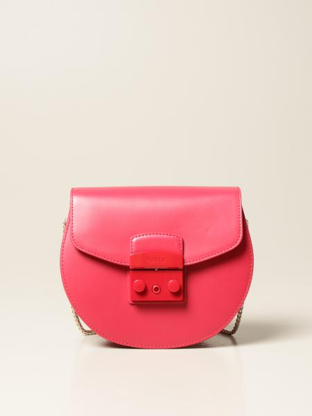 Furla: Metropolis Furla leather bag