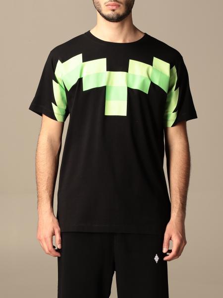 T-shirt Marcelo Burlon in cotone con big logo