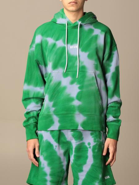 Sweatshirt men Msgm