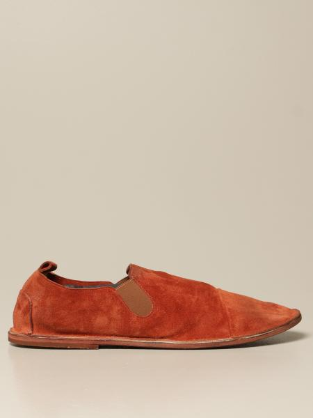 Marsèll Strasacco slipper in suede