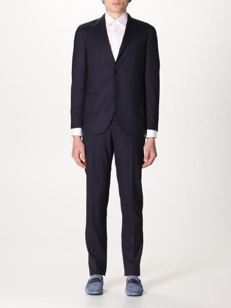Boglioli men: Suit men Boglioli