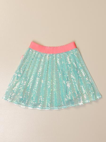 Billieblush: Billieblush wide skirt with sequins
