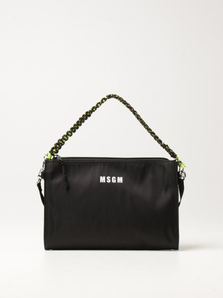 Msgm: Msgm bag in technical fabric