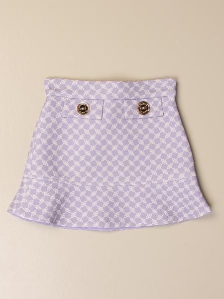 Elisabetta Franchi short patterned skirt