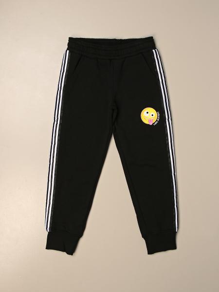 Neil Barrett jogging trousers in stretch cotton