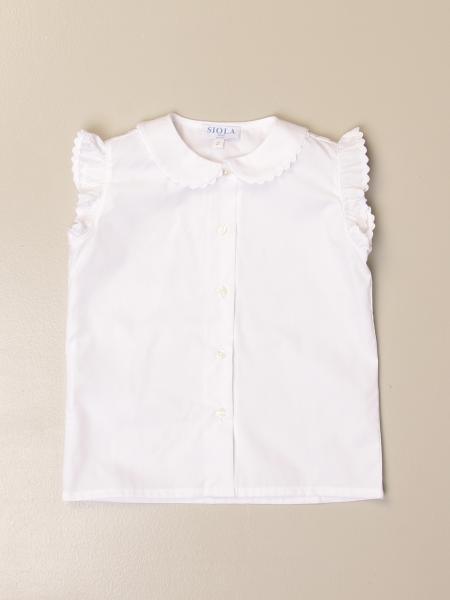 Camicia bambino Siola