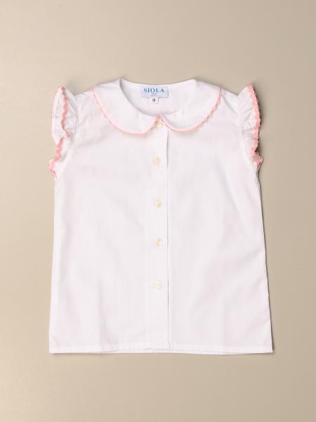 衬衫 儿童 Siola