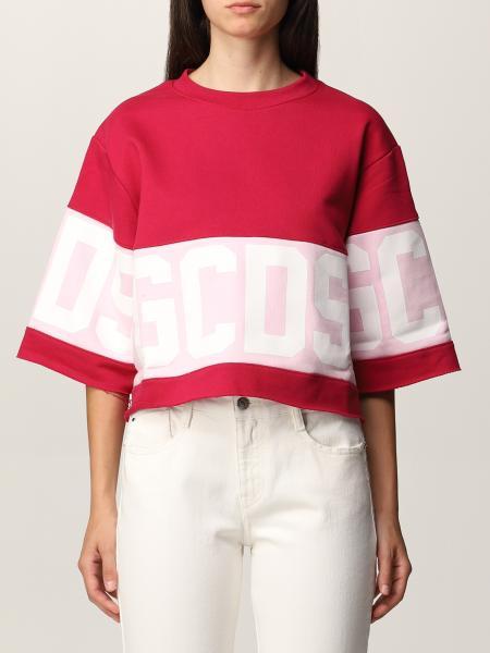 Gcds: Gcds crewneck sweatshirt with big logo