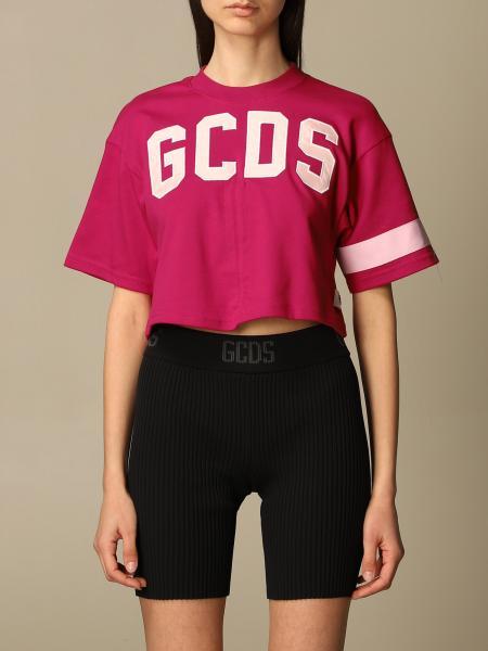 Gcds: T-shirt femme Gcds