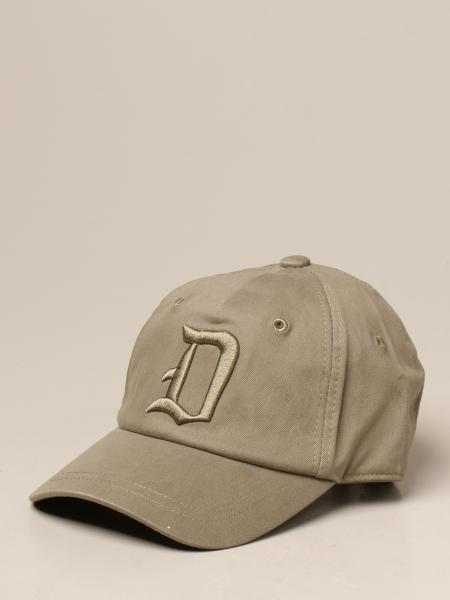 Dondup baseball cap with logo