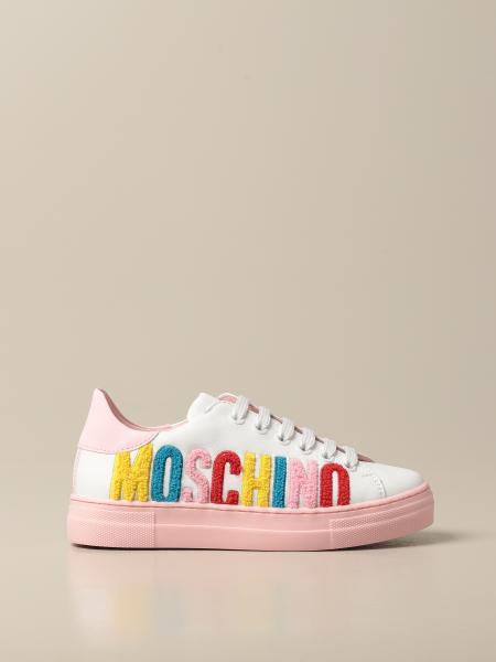 Moschino: Schuhe kinder Moschino Baby