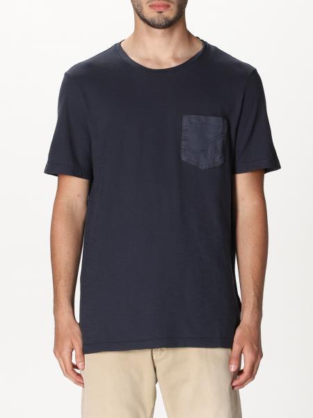 Dondup: T-shirt Dondup con taschino a toppa