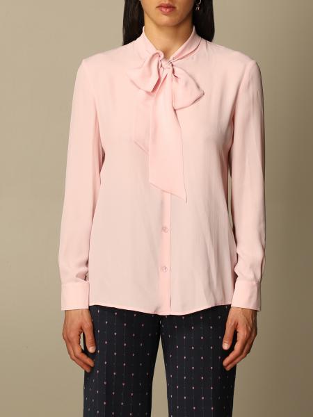 Moschino: Hemdbluse damen Moschino Couture