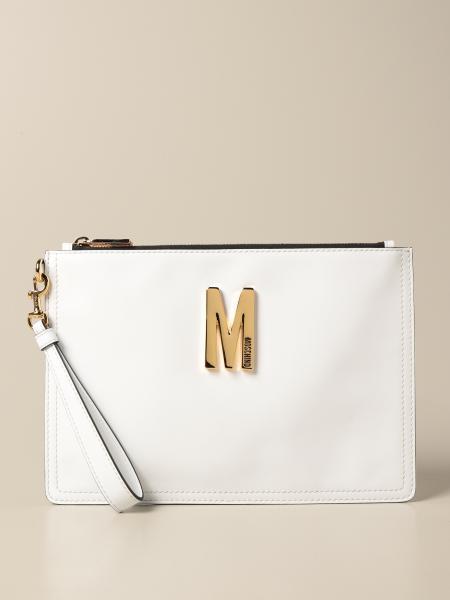 Moschino: Clutch damen Boutique Moschino
