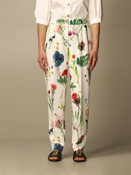 Moschino: Hose damen Moschino Couture