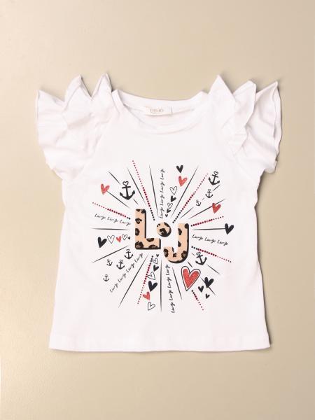T-shirt Liu Jo in cotone con stampa cool