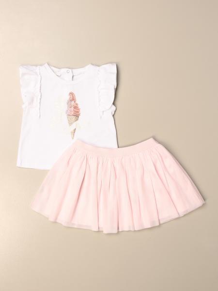 Completo t-shirt + gonna Liu Jo