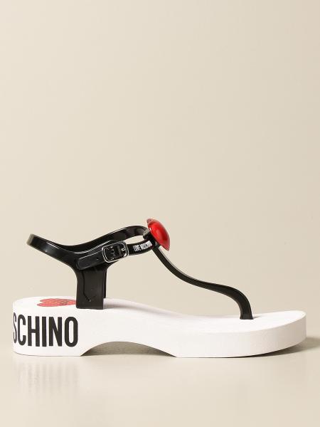 Обувь Женское Love Moschino