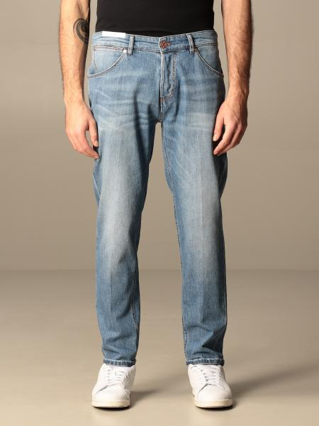 Jeans Pt in denim washed