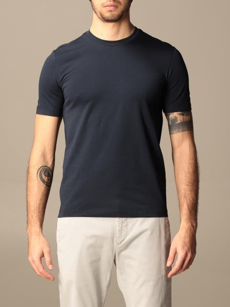 Cruciani basic short-sleeved T-shirt