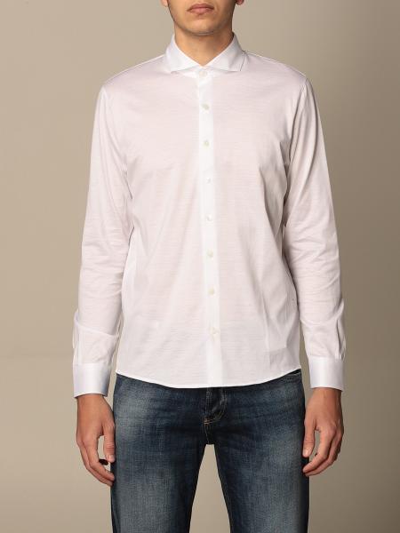 Barba Napoli men: Barba Napoli basic shirt