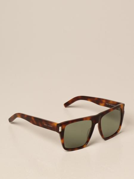 Saint Laurent men: Saint Laurent sunglasses in acetate