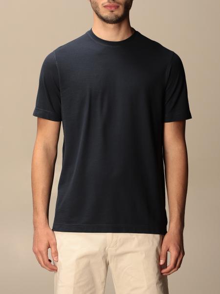 Zanone: T-shirt homme Zanone