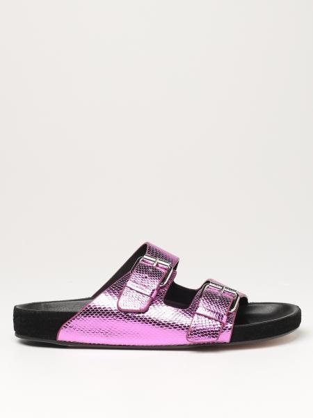 Flache sandalen damen Isabel Marant