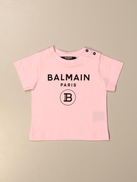婴儿上衣 儿童 Balmain