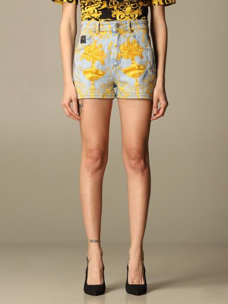 Shorts damen Versace Jeans Couture