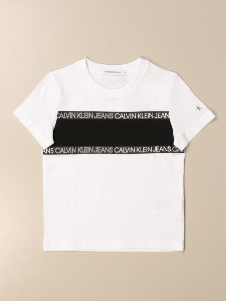 Camisetas niños Calvin Klein